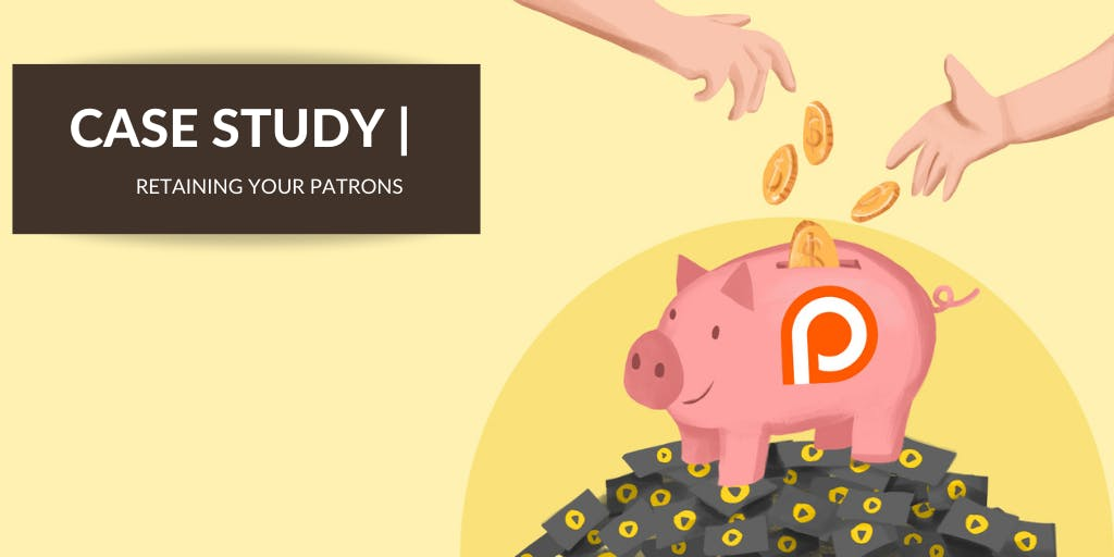 How a Patreon Creator Maintains a 98% Retention Rate