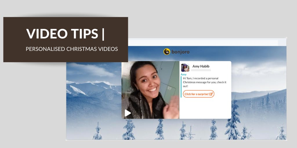 How to Send Personalised Christmas Videos with Bonjoro [2019 Updated]
