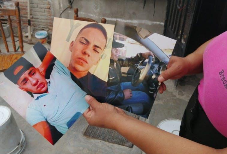 Desaparecidos en Ciudad Juárez.