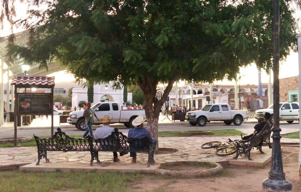 Sahuaripa, Sonora, Fondo Minero.