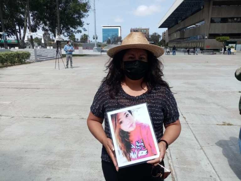 Mercedes Salazar busca a su hija Monserrat que desapareció en Baja California a los 23 años.
