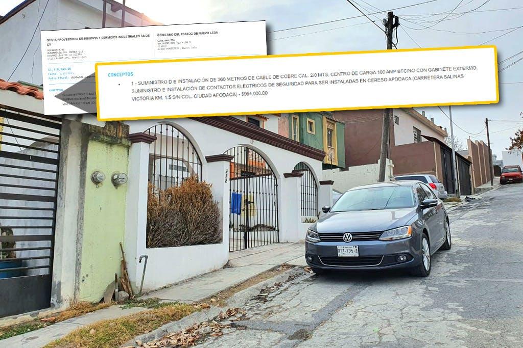 Empresas factureras de Nuevo León.