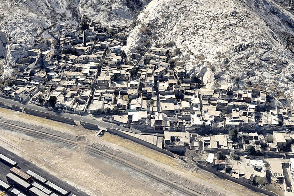 Colonia Nuevo México, en Torreón, Coahuila.