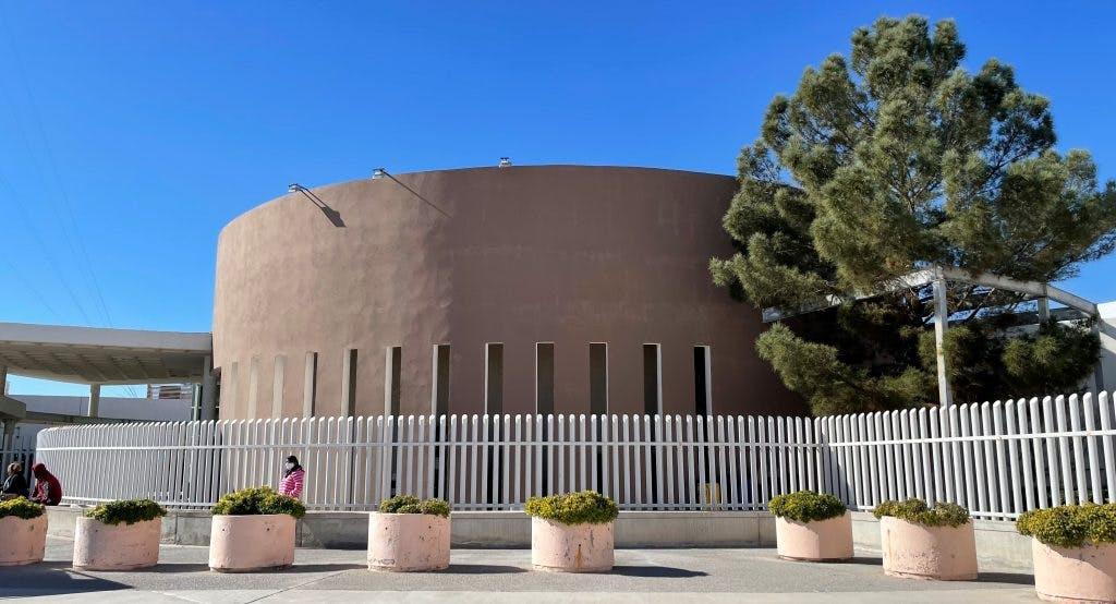 Ciudad Judicial en Ciudad Juárez.