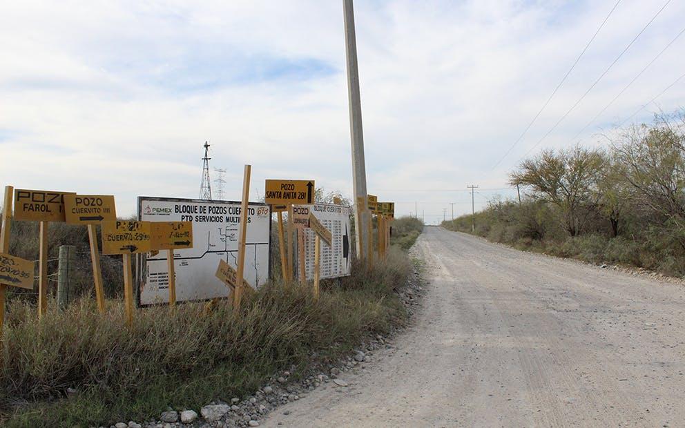 Camines de Tamaulipas y Nuevo León