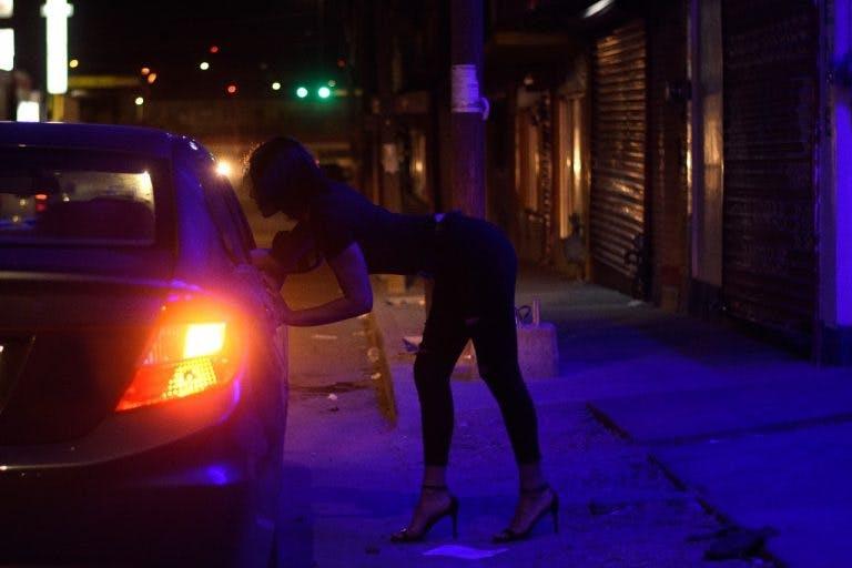 Prostitución en Ciudad Juárez.