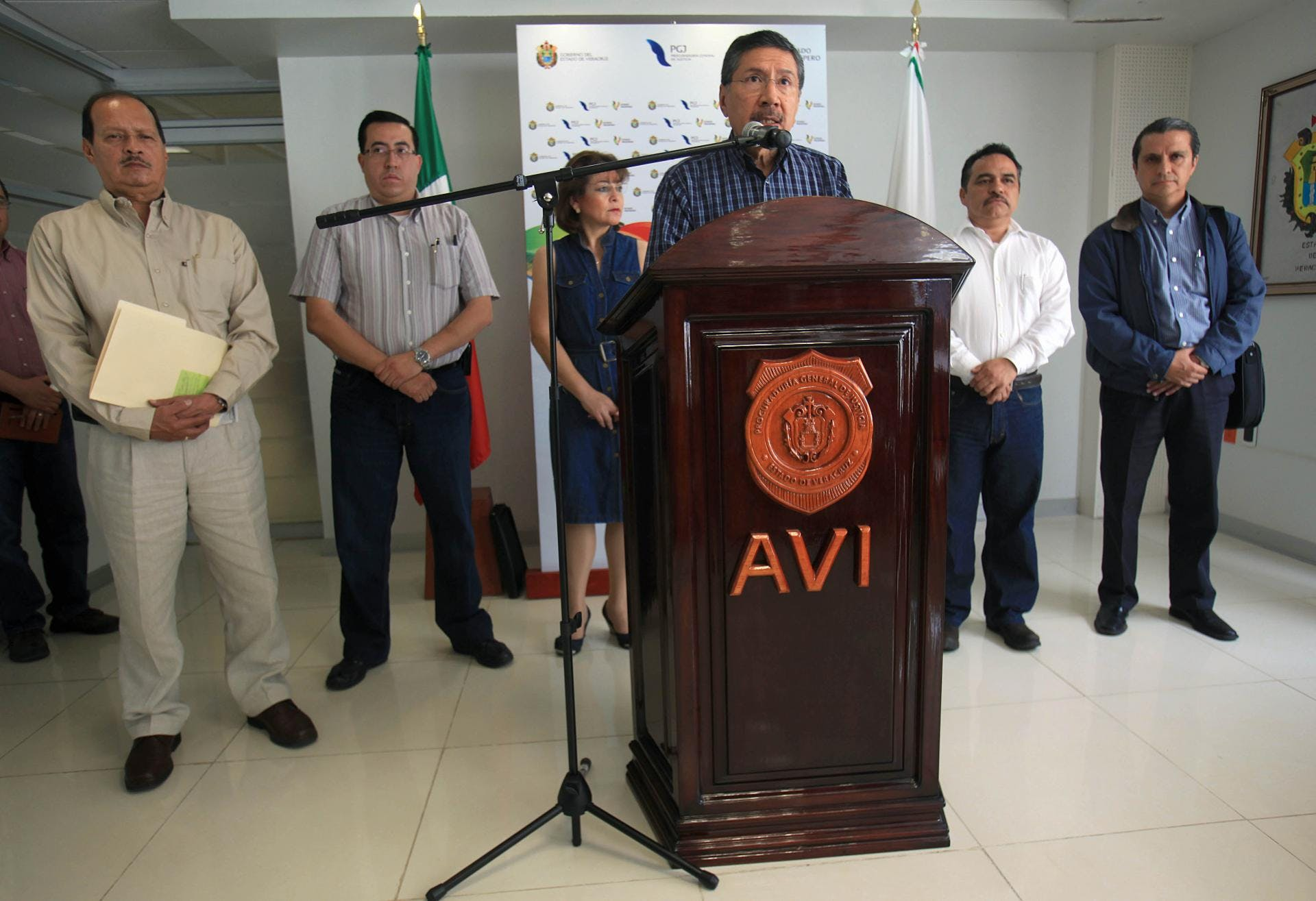 Procurador de Veracruz, Amadeo Flores Espinosa, Regina Martínez