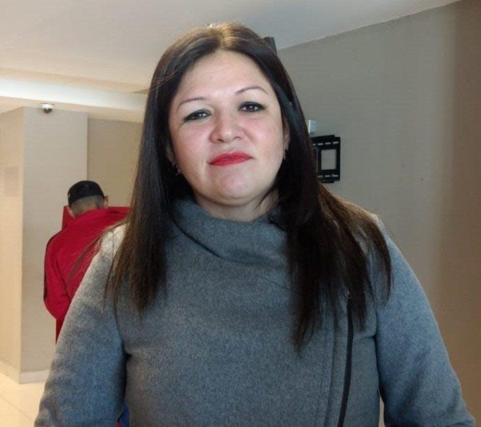 Ariana García Bosque, asesora de Familiares desaparecidos en Piedras Negras, Coaguila