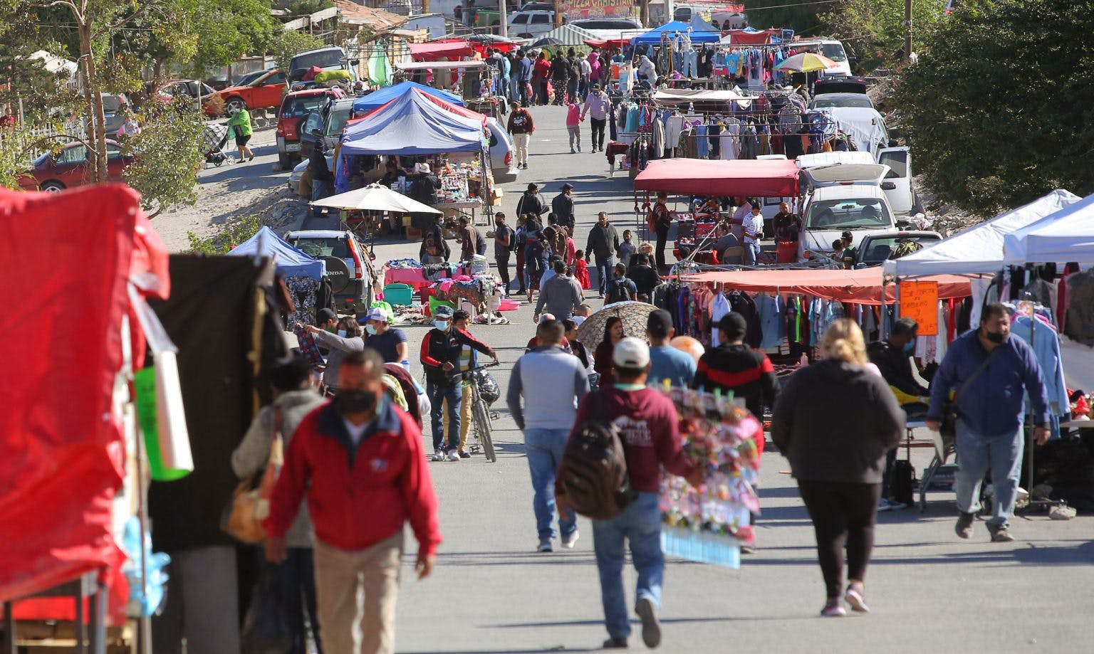 Tijuana, Baja California, movilidad, Covid-19, pandemia