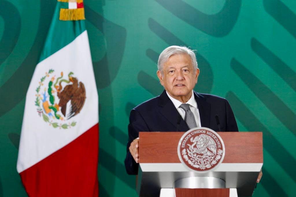 Presidente AMLO.