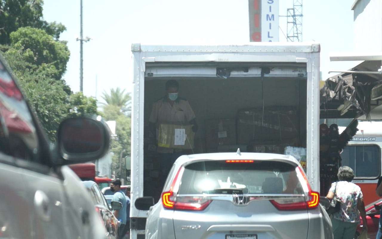Permisos ilegales en Hermosillo.