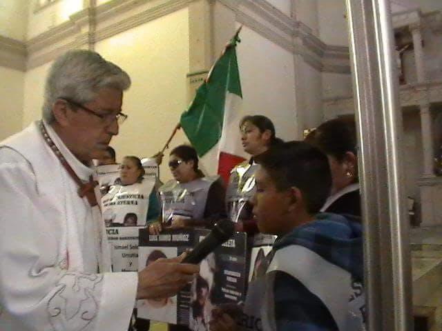 Niños, desapariciones, Mexico