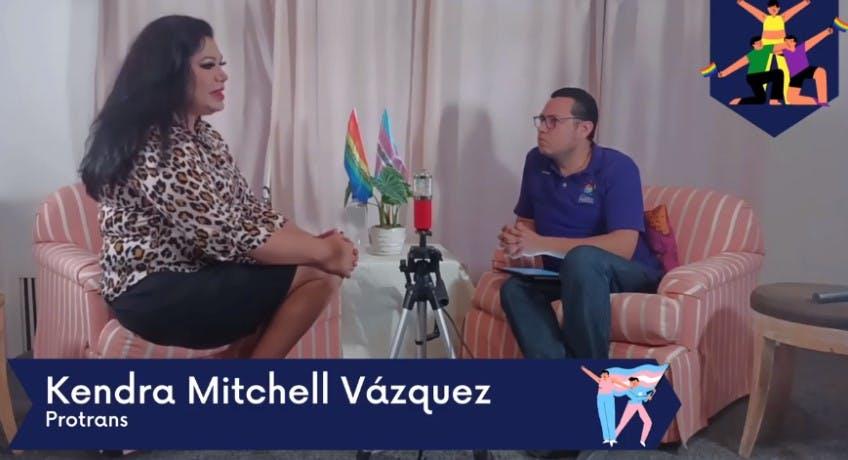 Kendra Mirchell Vázquez.