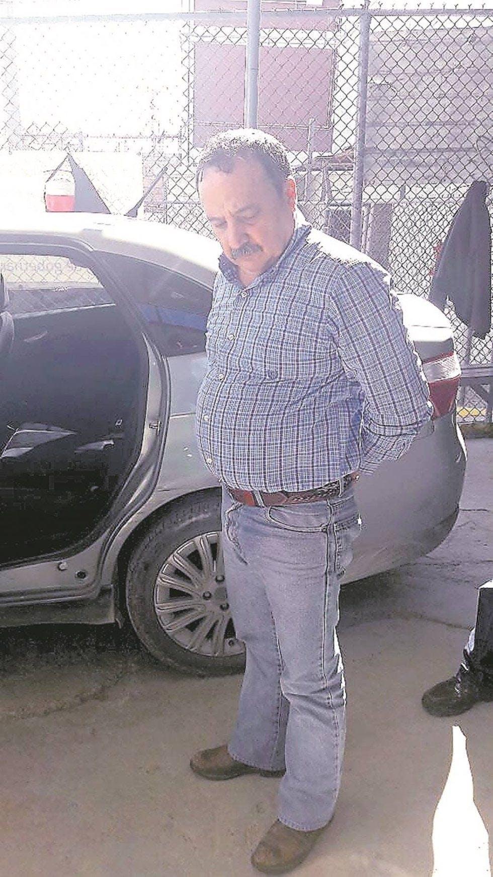 Sergio Lozano, ex alcalde de Allende, Coahuila