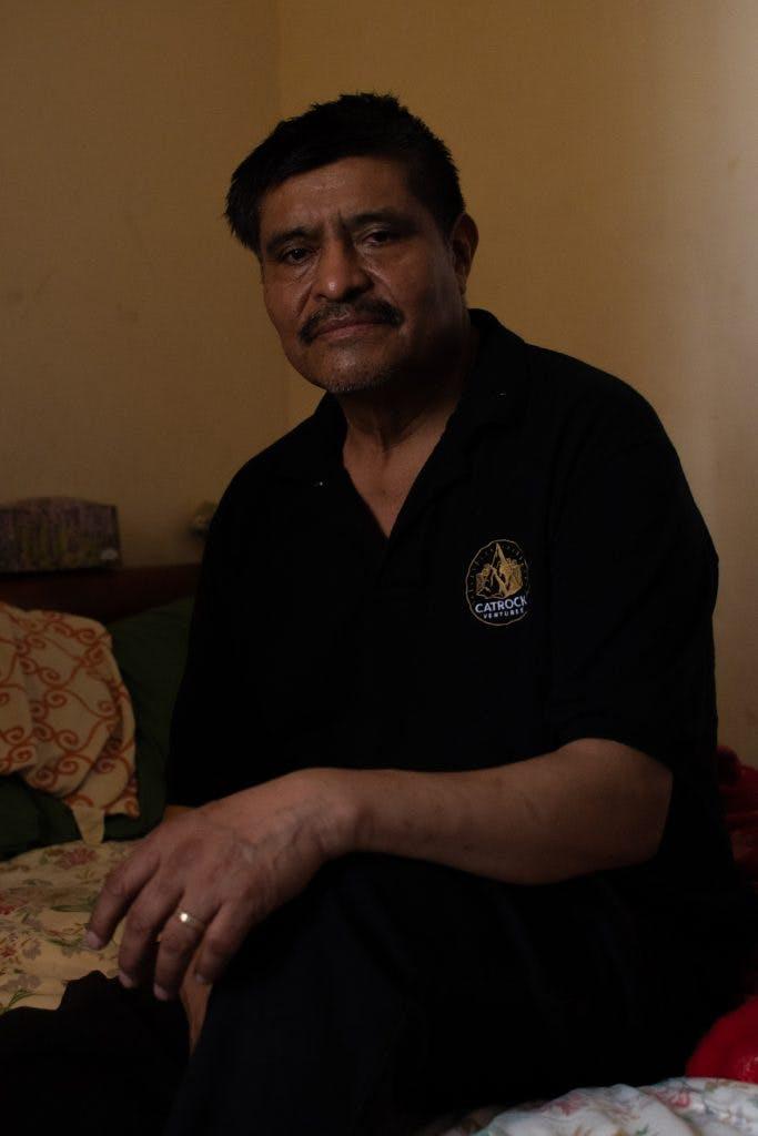 Antonio Romero. Un mihrante mexicano en EU.