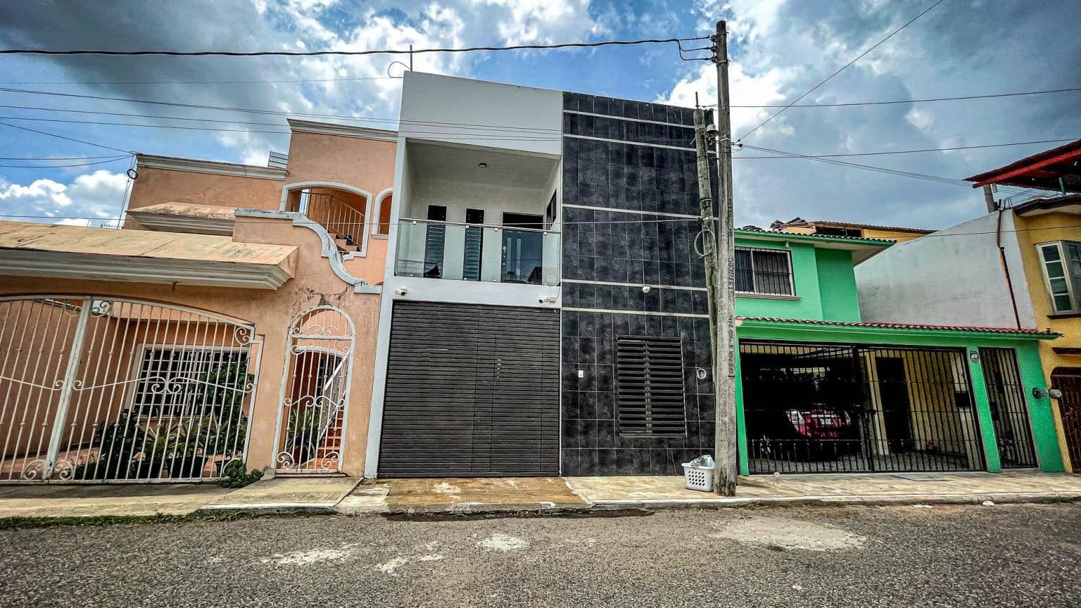 Casa de Gamaliel Barriga.