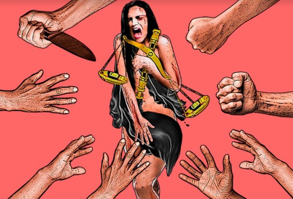 violencia feminicida en Coahuila