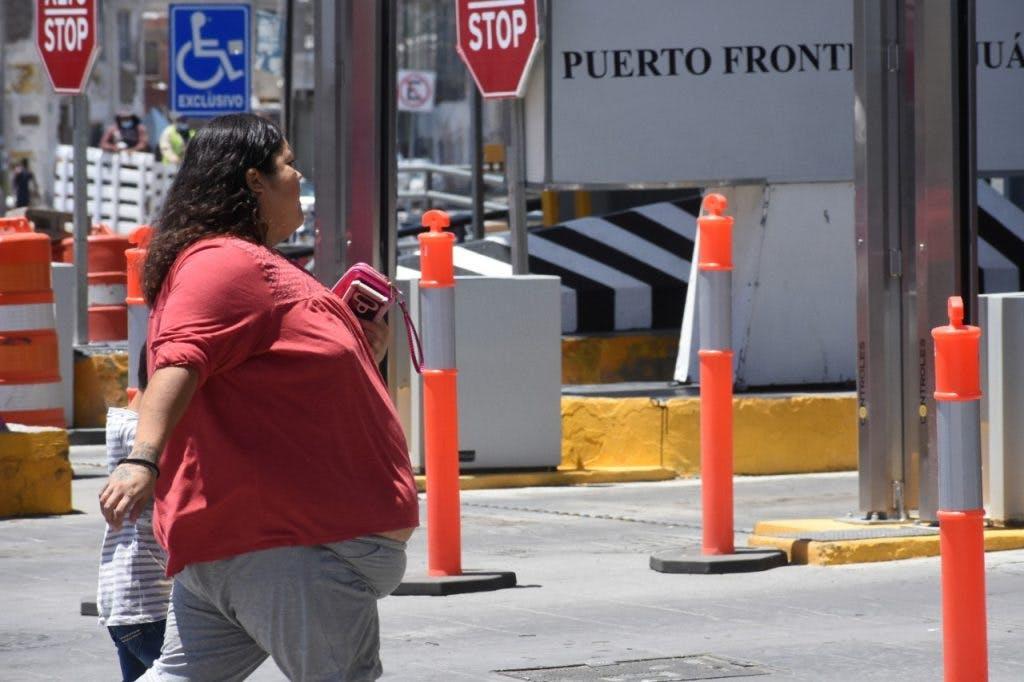 obesidad en Chihuahua.