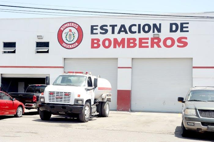 Bomberos denuncian carencias en Ensenada.