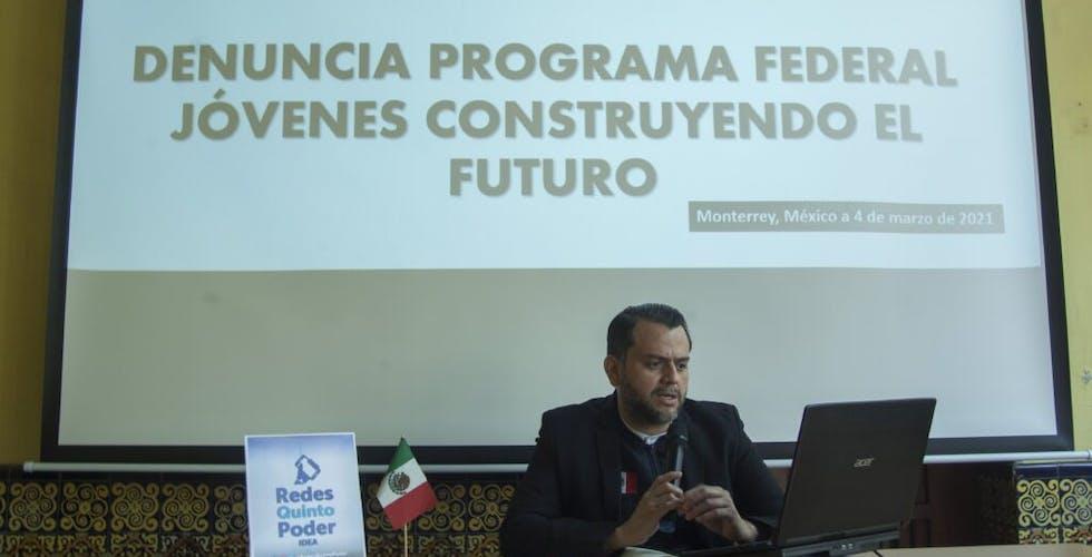 Recibe amenazas Juan Manuel Ramos, director de Redes Quinto Poder IDEA