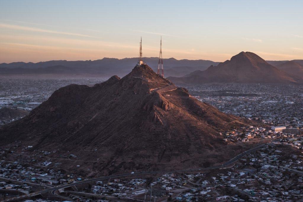 Cerro Coronel, Chihuahua