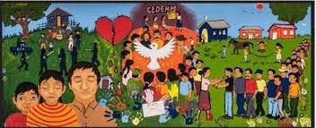 mural niños desapariciones en México