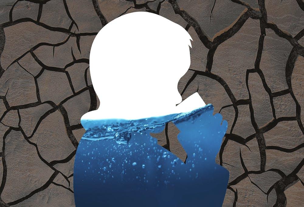 Afectados hídricos