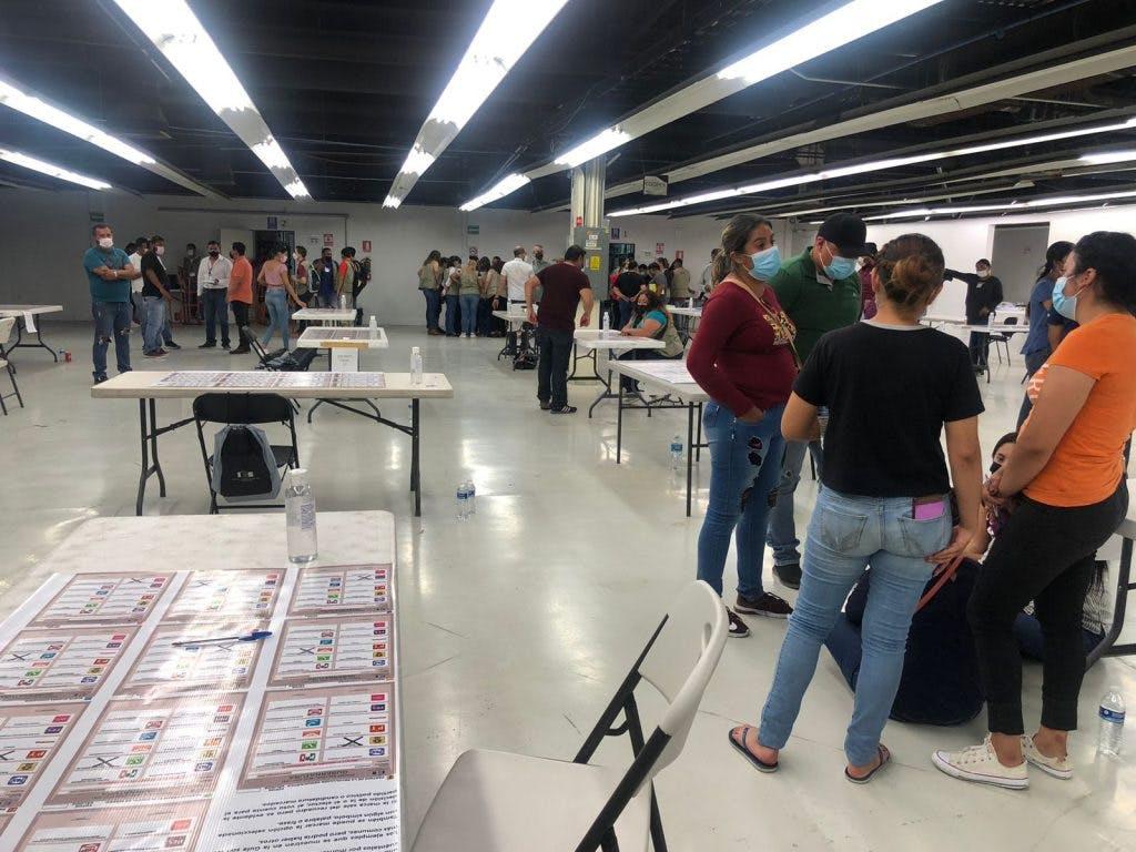 Rebelión de Morena por elección en Juárez.