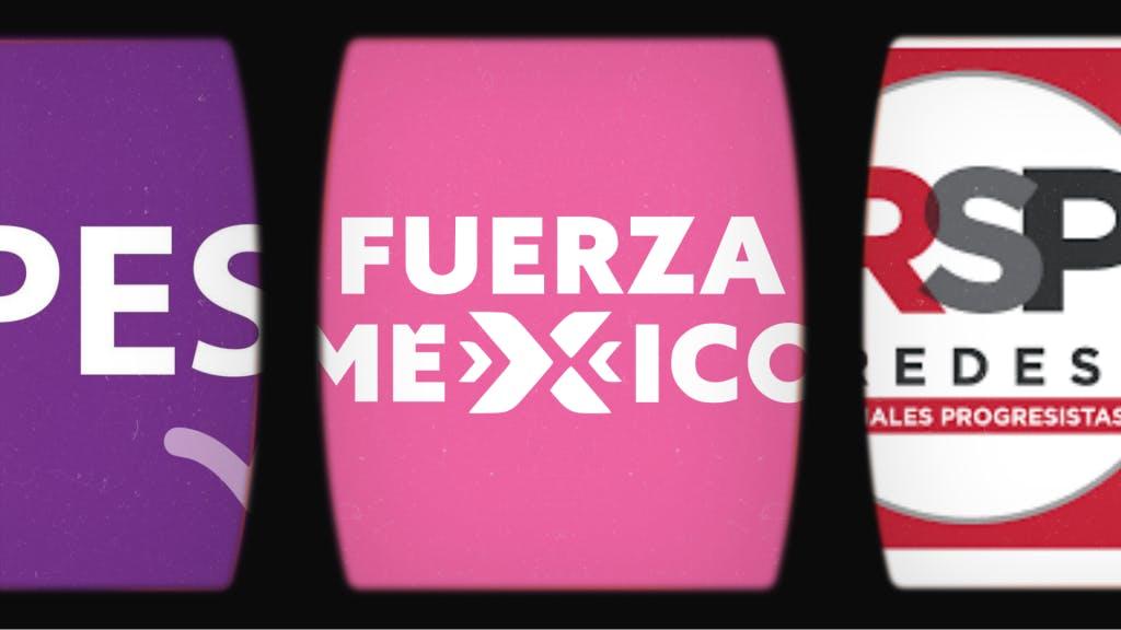 Partidos politicos en Chihuahua que aparecen y desaparecen llevándose los recursos publicos.