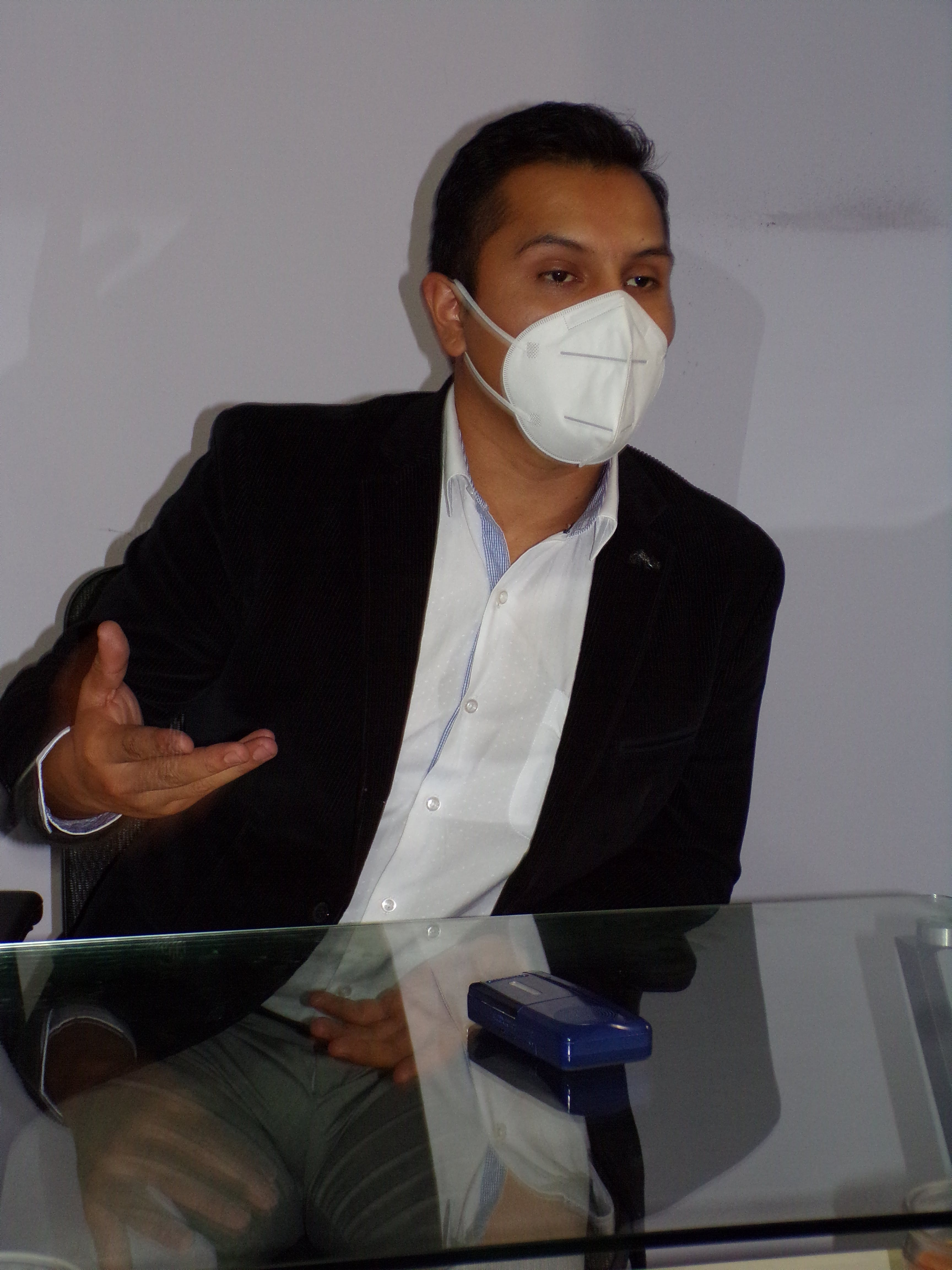 Javier Enrique Martínez