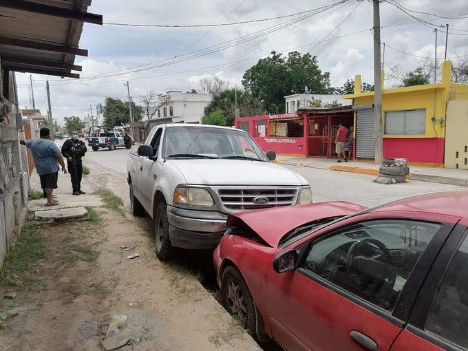 Balacera en Reynosa