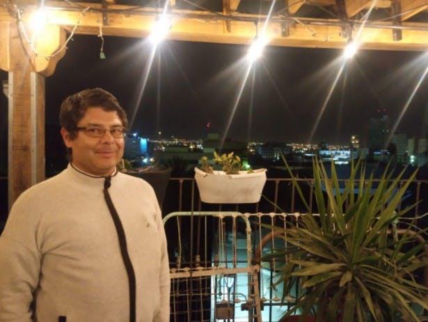 Juan Pablo Hinestrosa Vélez, experto en aánlisis de contexto. Colombia, Chihuahua, lesa humanidad.