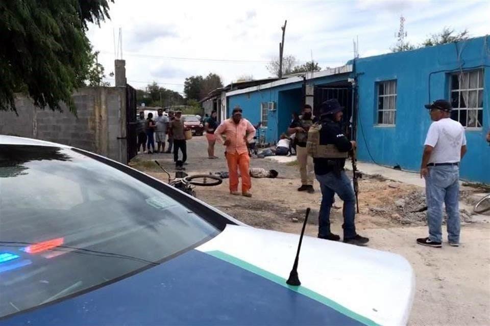 Asesinados en Reynosa por comando armado.