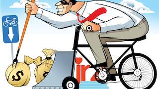 El receso de un funcionario para convertirse en contratista de la ciclovía