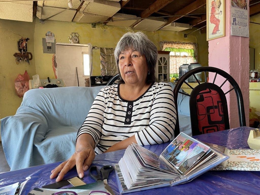 Desaparecidos en Juárez.