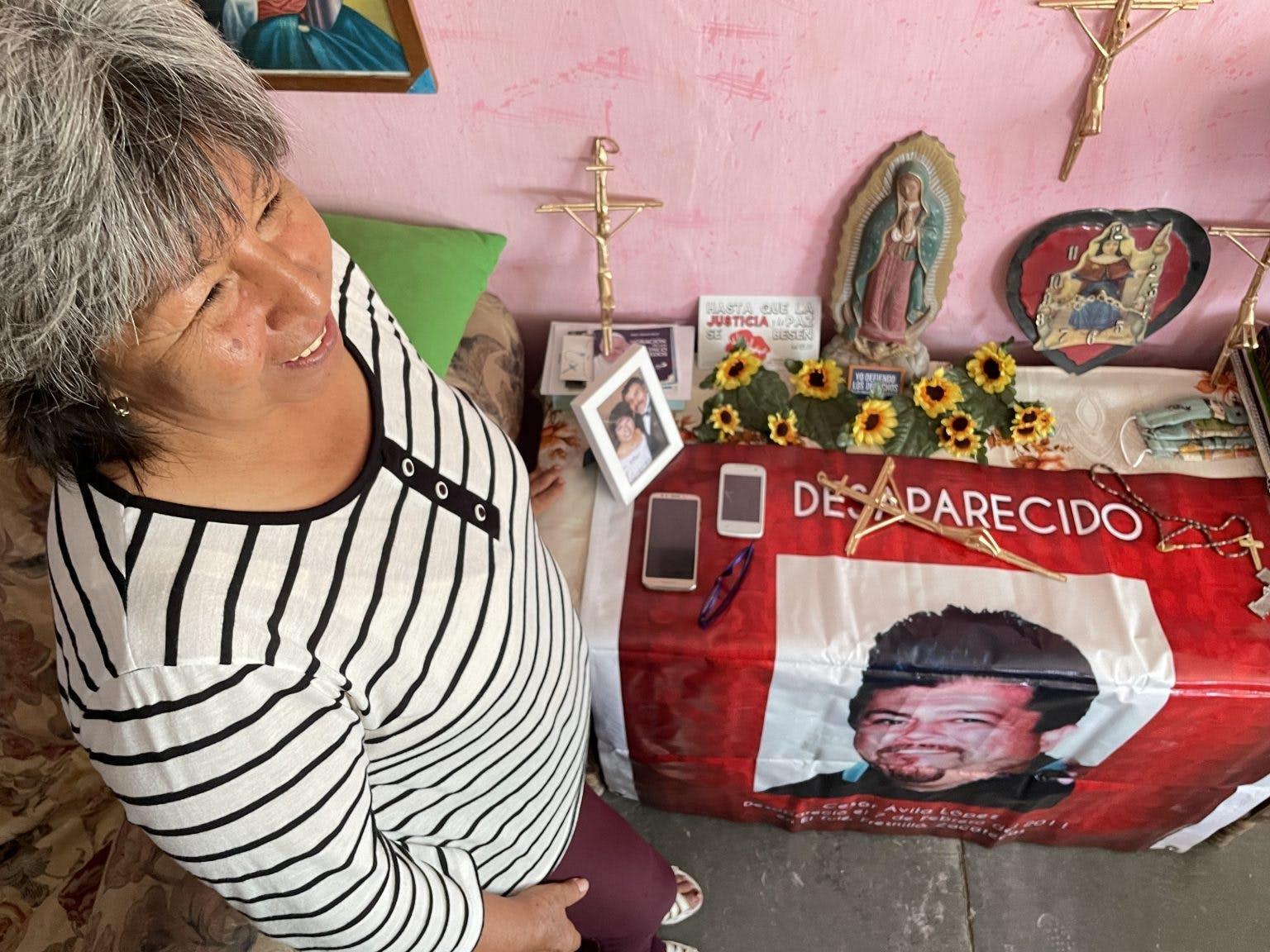 Desapareciso en Juarez.