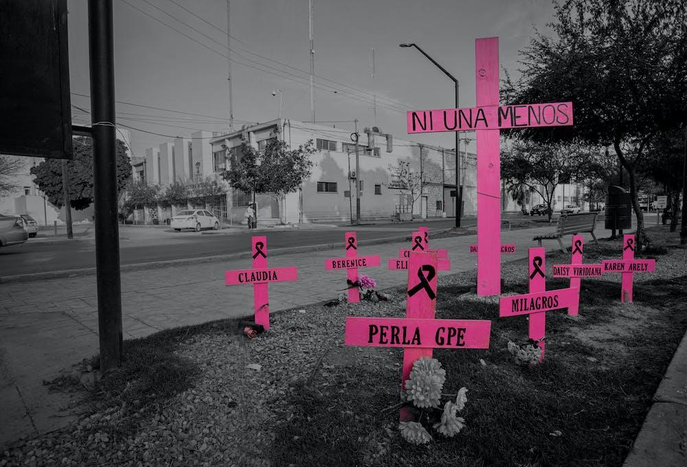 Feminicidios en Coahuila