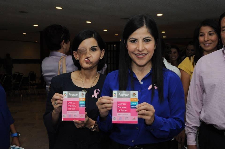 Norma Leticia y Verónica Salazar.