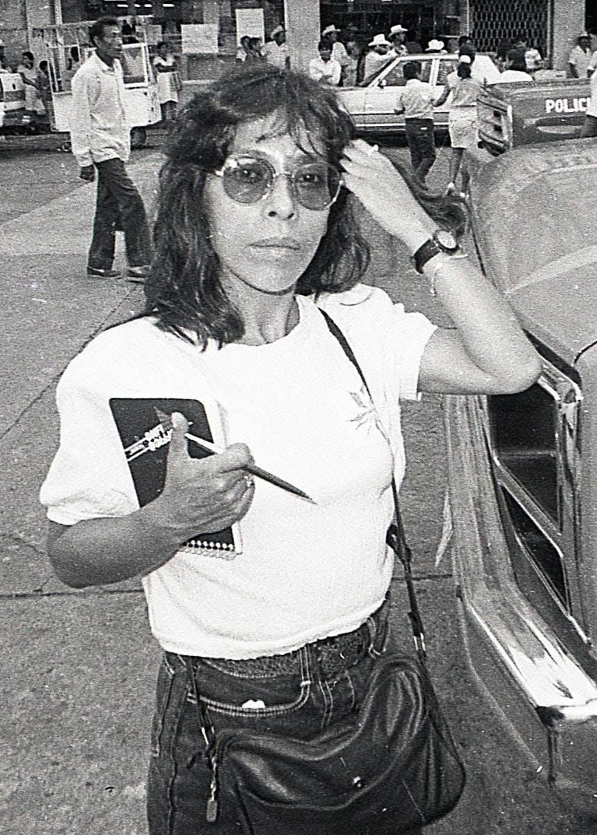 Regina Martínez, Veracruz, Proceso, asesinato, Crimen organizado,