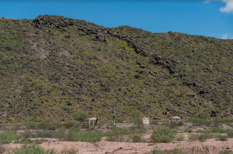 Narigua, zona arqueológica de Coahuila en el olvido.