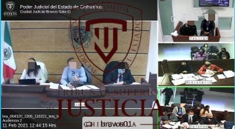 Día 12 del juicio contra el sacerdote Aristeo Baca en Ciudad Juárez.