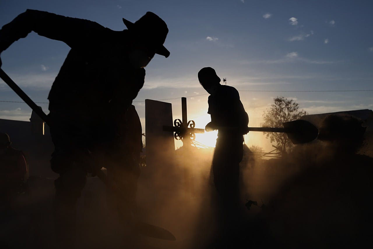 Familias buscan a sus desaparecidos en Coahuila desde hace años.