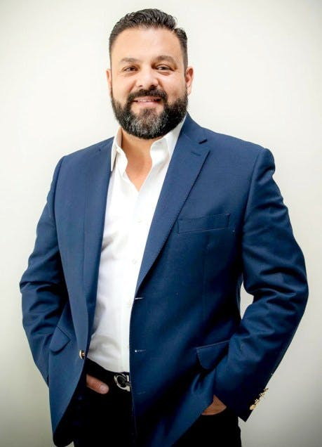 Israel Clemente González, ofocial mayor gobienro de Baja California