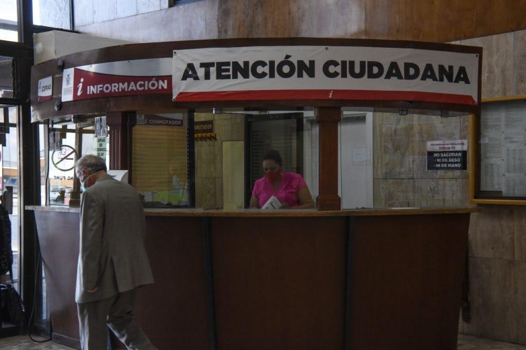 Ayuntamiento de Ciudad Juárez.