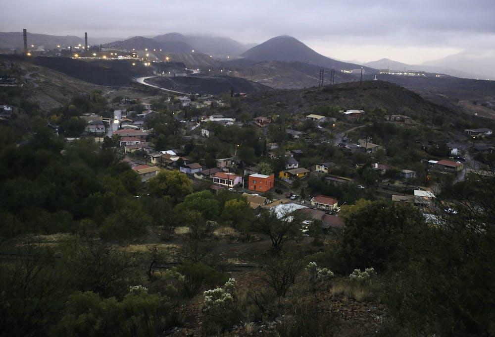 Buenavista del cobre, cananea, minería, despojo, Sonora