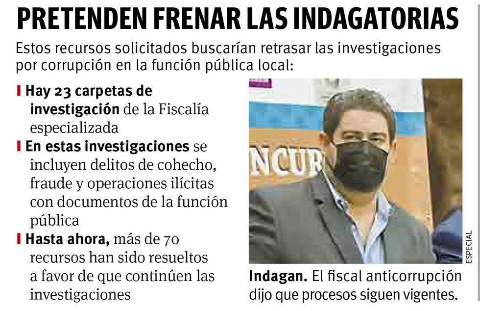 Corrupción en Coahuila.