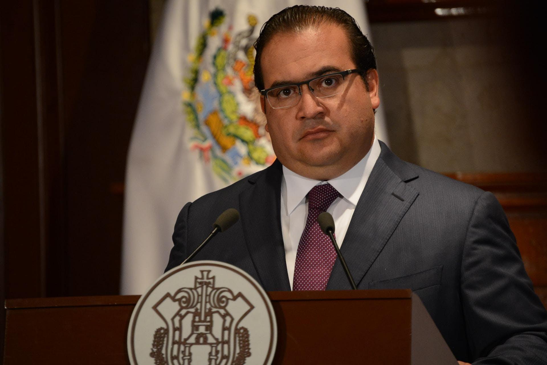 Javier Duarte, Veracruz, Crimen organizado,