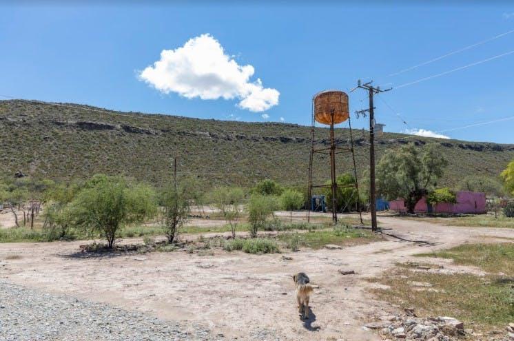 Narigua, zona arqueológica de Coahuila en el abandono.