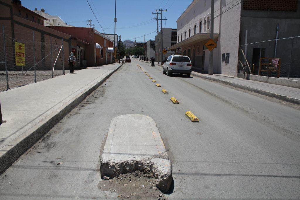 Ciclovía Juarez.