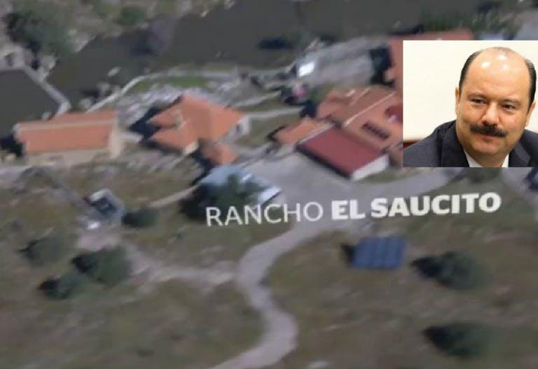 Rancho de César Duarte en Chihuahua, corrupción,